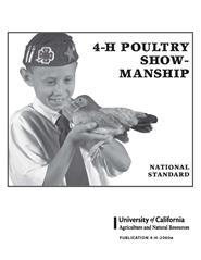 4-H Poultry Showmanship