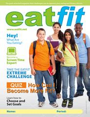 EatFit Student Workbook Combination Package