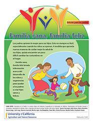 Familia sana, familia feliz (Healthy, Happy Families) PDF Parent's Workbook