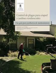 Control de plagas para césped y jardines residenciales