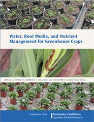 Water, Root Media, and Nutrient Management for Greenhouse Crops