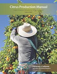 ANRCatalog - Citrus Production Manual - ANR Catalog