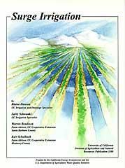 Surge Irrigation
