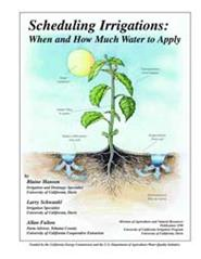 Scheduling Irrigations:  When and How Much