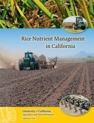 Rice Nutrient Management in California