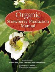 ANRCatalog - Organic Strawberry Production Manual - ANR Catalog