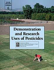 Demonstration and Research Uses of Pesticides
