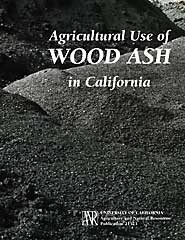 Agricultural Use of Wood Ash in California (Minor Damage)