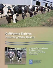 California Dairies: Protecting Water Quality