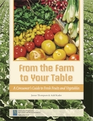 From the Farm to Your Table: A Consumer's Guide to Fresh Fruits and Vegetables