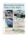 Measuring Irrigation Water Flow Rates