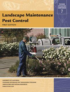 Landscape Maintenance Pest Control
