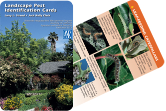 Landscape Pest Identification Cards - EPUB