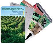 Vineyard Pest ID Cards Set 1 English-5 Spanish